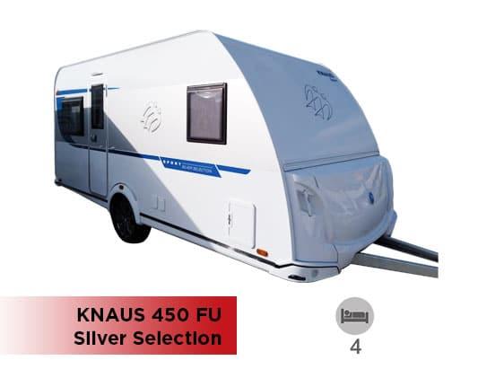KNAUS 450 FU Silver Selection